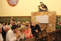 El prelado del Opus Dei en la iglesia de Montalegre (Opus Dei Communications Office) Tags: josémaríahernándezdegarnica sacerdote preladoopusdei personasdelopusdei fernandoocáriz opusdei