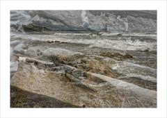 A Storm Through My Senses. (Mikec77) Tags: storm sea coast bidart multiexposure arty