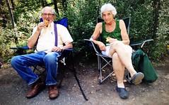 opa|oma (DJHuber) Tags: oma opa eugene gene irene picnic
