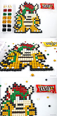 M&M Mosaic Bowser Nintendo Collection (Kitslams Art) Tags: nintendo mm mosaics pixel art 8bit mario bros nes snes video game artist candy 8 bit arts yoshi toad megaman samus aran metroid boo shyguy bowers mushroom mosaicart mosaicartist mmmosaic rubikscubemosaic artwithitems artwithcandy artwithmms artwithrubikscubes rubikscubeart rubiksart mosaicdrawing drawingmosaic kitslamsart kitslam videogameart videogameartist videogamepixelart pixelart 8bitart 8bitartist nintendoart nintendoartist nintendopixel snesart nesart marioart marioartwork mariobrosart