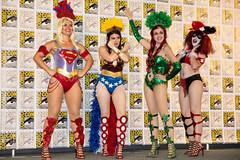 SDCC 2017 - Masquerade - DC Carnavale (W10002) Tags: supergirl wonderwoman wonder woman poison ivy poisonivy harley quinn harleyquinn dc comics dccomics masquerade cosplay sdcc sdcc2017 sdcc17 sandiegocomiccon san diego comiccon 2017