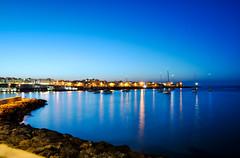 Il porto di Otranto (Valdy71) Tags: otranto italy italia porto landscape blue valdy nikon
