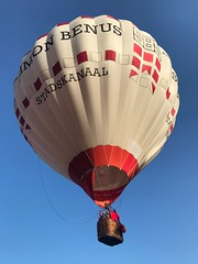 170717 - Ballonvaart Annen naar Schoonloo 1