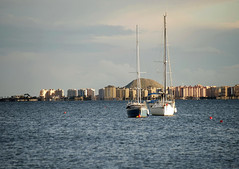 Mar Menor-Murcia_DSC9844-W (taocgs) Tags: paisaje landscape marmenor lamanga murcia españa spain mar sea barcos ships