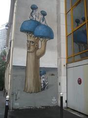 Seth (emilyD98) Tags: street art paris insolite mur wall rue seth graffiti tag fresque murale city ville urban exploration