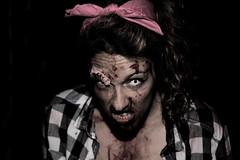 Zombie #10 (Strocchi) Tags: streetofundead 2017 savio dedalo labirinto undead flash 24105mm eos6d canon zombie cosplay