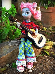 (Linayum) Tags: monsterhigh monster mh mouscedesking doll dolls mattel muñeca muñecas toys juguetes linayum