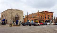 Downtown Perrysburg (Eridony (Instagram: eridony_prime)) Tags: perrysburg woodcounty ohio suburbantoledo metrotoledo suburb downtown