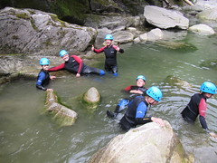 IMG_1755 (Mountain Sports Alpinschule) Tags: mountain sports familien canyoning