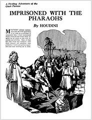 houdini pharaohs (brucesflickr) Tags: harryhoudini hplovecraft pirateutopia