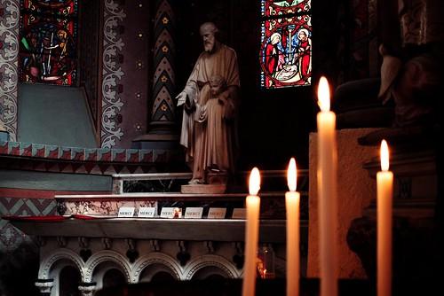 Basilique, Clermont-Ferrand, chapel