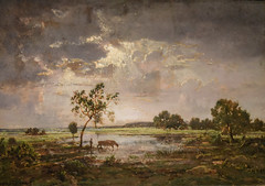 Theodore Rousseau - Landscape, 1842 at Saint Louis Art Museum - St Louis MO (mbell1975) Tags: stlouis missouri unitedstates us theodore rousseau landscape 1842 saint louis art museum st mo saintlouis stl slam museo musée musee muzeum museu musum müze museet finearts fine arts gallery gallerie beauxarts beaux galleria painting paysage french