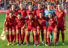 17270170 (roel.ubels) Tags: voetbal vrouwenvoetbal soccer deventer sport topsport 2017 spanje spain espagne schotland scotland ek europese kampioenschappen european worldchampionships
