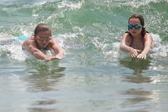 Boogie Boarding (secondtree) Tags: beach oceangrove jerseyshore
