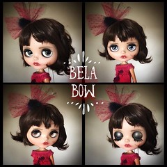 ***INTRODUCING: Betty by Bela Bow*** (Blythe.fest2017) Tags: blythedoll blythefestdonations blythefest2017 blythecustomiser belabow