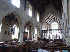 St Botolph's, Trunch (Aidan McRae Thomson) Tags: trunch church norfolk medieval architecture interior