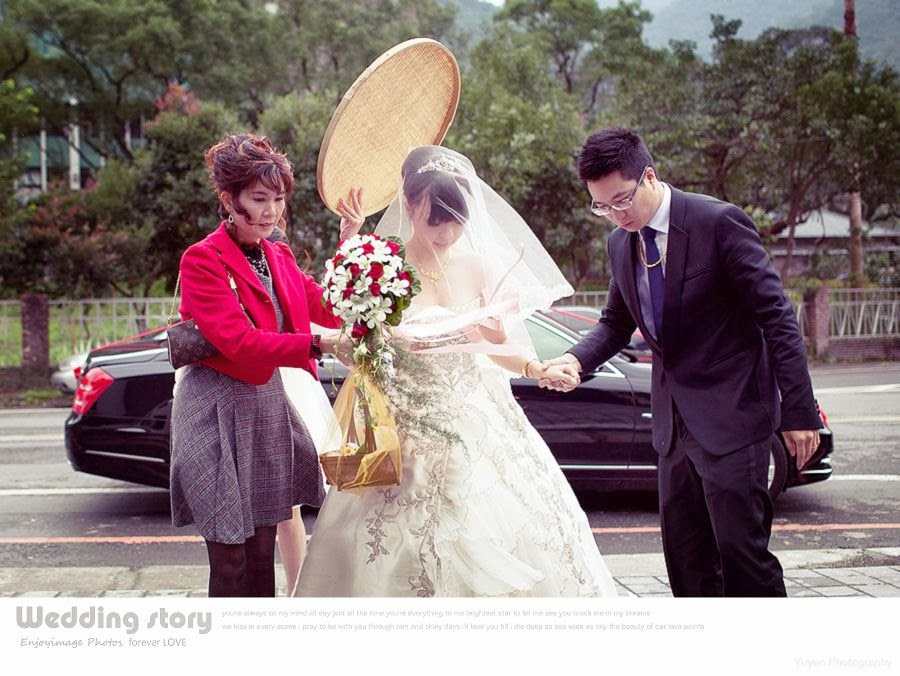 [婚禮紀錄-Yen] 宜蘭長榮鳳凰酒店