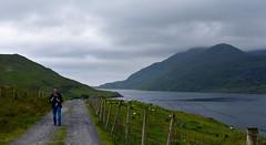 Wandelen @ Killary Fjord