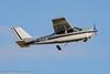 G-BAIS - 1973 Reims built Cessna F177RG Cardinal RG, departing from Duxford during Flying Legends 2017