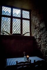 Chillingham Castle 2015 - 7095.jpg (DavidRBadger) Tags: northumberland interiorroom medieval decor grade1listed artifacts tearoom mosthaunted cafe historicresidence chillinghamcastle chillingham northeastengland