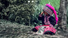 Niña de la Montaña (christianvargasp) Tags: thailand tradicional girl nature montaña montain tribu lightroom photoshop oneffect nikon d7000 nikond7000 sigma 35mm tokina asia retrato chile