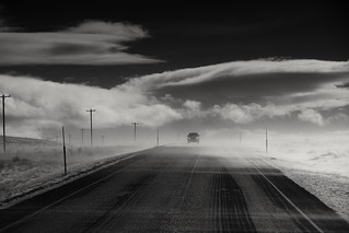 vanishing point...