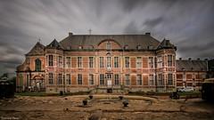Floreffe Abbaye(1) (YᗩSᗰIᘉᗴ HᗴᘉS +7 000 000 thx❀) Tags: abbaye floreffe longexposure nd1000 architecture hensyasmine bâtiment building belgium namur