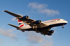British Airways Airbus A380-800 G-XLEH (jbp274) Tags: lax klax airport airplanes britishairways ba airbus a380