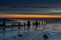 E L L E N B O G E N (spityHH) Tags: a7ii buhne ebbe nisifilters norddeutschland nordsee sal1635z2 sand sonnenuntergang sony strand sunset sylt tide watt weitwinkel