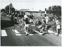 Burnside Primary School Patrol, Memorial Avenue, Christchurch
