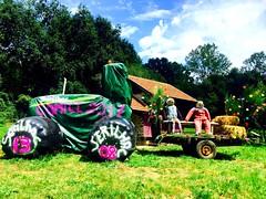 Le comice à Sérilhac. Corrèze (fourmi_7) Tags: nature tracteur sérilhac corrèze comice