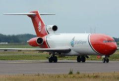G-OSRB B727-200F T2 Aviation (MM Aviation Photography) Tags: boeing 727 b722f b727 727200 gosrb oilspillresponse t2aviation maastricht mst ehbk