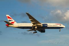 British Airways B777-200 (G-VIIS) (Vince Amato Photography) Tags: 772 777 b772 b777200 boeing britishairways cyyz canada gviis ontario pearsoninternationalairport toronto yyz