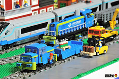Chojnice_5 (Mateusz92) Tags: chojnice wystawa pkp cargo intercity lego st48 ed250 sm03 wża10 pendolino