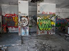 E-M1MarkII-13. Juli 2017-15-28-03 (spline_splinson) Tags: consonno graffiti graffitiart graffity italien italy lostplace losttown ruin ruinen ruins lombardia it