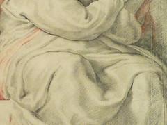 RUBENS (d'Après BUONARROTI Michelangelo) - Le Prophète Zacharie, Chapelle Sixtine (drawing, dessin, disegno-Louvre INV20229) - Detail 67 (L'art au présent) Tags: art painter peintre details détail détails detalles painting paintings peinture peintures peinture17e 17thcenturypaintings tableaux louvre museum paris france peinturehollandaise dutchpaintings dutchpainters peintreshollandais peterpaulusrubens peter paulus petrus pieter rubenes rubbens michelange sistinechapel copie copy study étude after sanguine redchalk prophet bible ancientestament oldtestament figures personnes people pose model portrait portraits face faces visage man men hommes boy littleboy garçon enfant kid kids child children livre book barbe beard zechariah zacharias zakariya