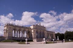 Gloriette, Schönbrunn Palace 1 (Mount Fuji Man) Tags: vienna austria 2017 wien thecityofdreams bundesland unedited nophotoshop