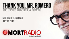 MORTradio Broadcast, July 17, 2017-The Tribute to George A. Romero (MORTradio) Tags: mortradio georgearomero georgeromero nightofthelivingdead notld zombie zombies horror horrorfilm dawnofthedead dayofthedead death georgearomerodeath 2017 mortician harrycooper harryhatesgolf livingdead