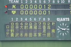 DSC09911 (shi.k) Tags: 170629 読売ジャイアンツ球場 イースタンリーグ