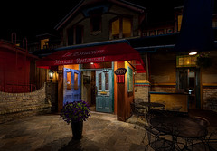 La Estacion (Brian Behling) Tags: la estacion mexican restaurant night waukesha wisconsin