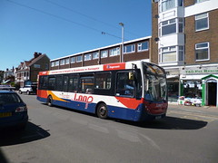 Stagecoach South East 36867 (GN13EYA) 10062017 (Rossendalian2013) Tags: stagecoachsoutheast eastkentroadcar bus broadstairs alexanderdennis e20d enviro200 gn13eya theloop