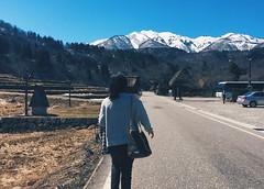 #journey #shirakawago #japan #nature #snow #sunny #iphone6plus # #worldheritage #trip #japantrip  #iphone #snap (mookyossaya) Tags: journey shirakawago japan nature snow sunny iphone6plus worldheritage trip japantrip iphone snap