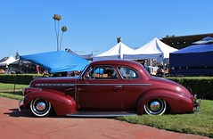 Bomb Club SoCal Summer Blast Car Show 2017 (USautos98) Tags: 1940 chevrolet chevy specialdeluxe lowrider bomb