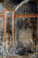 Ercolano (Herculaneum) (bautisterias) Tags: pompeiana campania southernitaly vesuvius italia italy ancientrome volcano ancient ruins vesuviana scavi archeology archeologia herculaneum archaeological areas