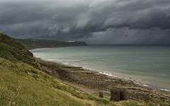 Storm over Saltom (Peter Henry Photography) Tags: sea coast cliffs whitehaven cumbria saltompit barrowmouth stbeeshead solway irishsea nikon sigma