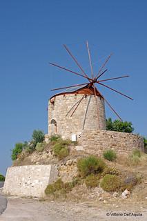 Chios - Mulino a Vento - Windmill