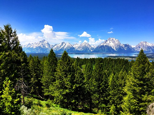 Tetons from Signal Mountain by Wesley Fryer, on Flickr