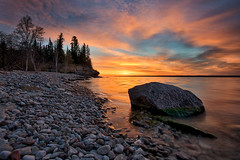 A Hecla Sunrise (Jim.J.H) Tags: lakewinnipeg manitoba heclaisland