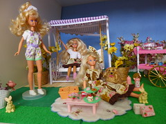 Skipper picnic in the garden diorama playset (BMALAGOLI) Tags: skipper skipperdoll skipperdoll90s skipperreroot skipperdiorama skipperplayset skipperfriends skippercandycolor skipperaa skippercourtney skippermisterdonuts skipperpark skipperpicnic skipperroom skippericecream skippercandy skipperpetspals skipperchristmas skipperviolin skippercats skipperrements
