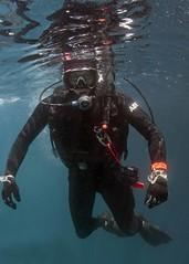 170721-N-ON977-0033 (U.S. Pacific Fleet) Tags: eod eodmu5 jmsdf jdsbungo diving limpet scuba japan mcm ctf75 fccp mc2alfredcoffield aichi jp